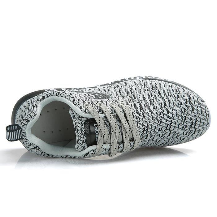 Basket Chaussures de sport casual unisexe chaussures de sport 2mawd