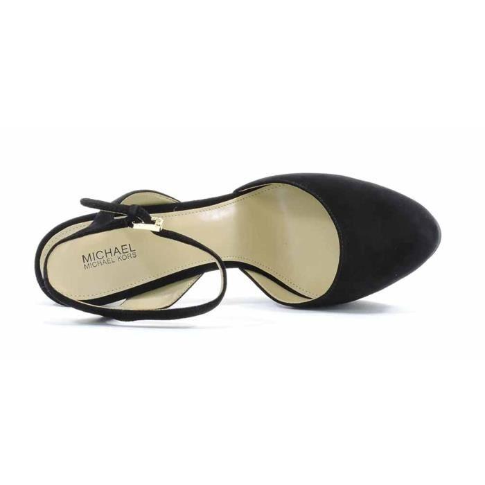 Femmes Michael Kors Trish Chaussures À Talons