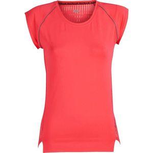 MAILLOT DE RUNNING ATHLI-TECH T-shirt de running Eden - Femme - Rose
