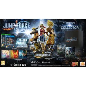 JEU PS4 NOUVEAUTÉ Jump Force Collector Edition Jeu PS4