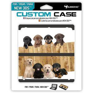 HOUSSE DE TRANSPORT Coque Dogs New 3DS