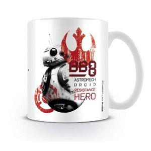 BOL - MUG - MAZAGRAN Mug Star Wars Les derniers Jedi - BB-8 Restistance