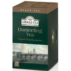 THÉ Thé Noir Darjeeling - Ahmad Tea London - Boite de
