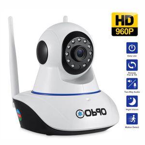 CAMÉRA IP Caméra IP Wifi Obqo Caméra de surveillance Caméras