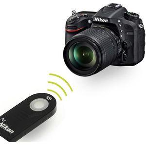 TÉLÉCOMMANDE PHOTO Ml-L3 Déclencheur Infrarouge pour Nikon Ml-L3