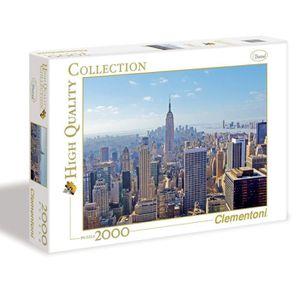 PUZZLE PUZZLE 2000 pièces - New York