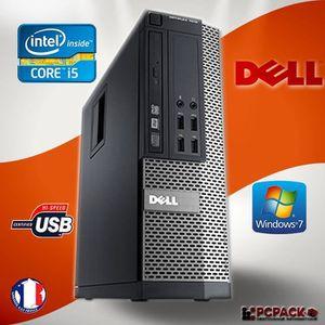 UNITÉ CENTRALE  Unité Centrale - PC BUREAU Dell OptiPlex 7010 DT I