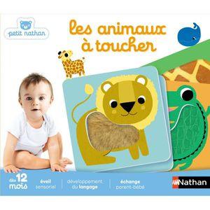 JEU D'APPRENTISSAGE NATHAN - Les Animaux à Toucher