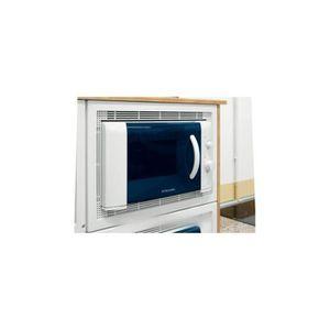 PIÈCE DE PETITE CUISSON Kit encastrement pour micro ondes blanc pour micro