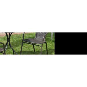 Salon de jardin mosaique - Achat / Vente pas cher
