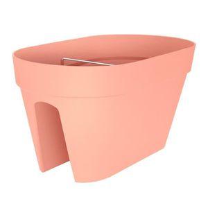 JARDINIÈRE - POT FLEUR  ELHO Pot cavalier Loft Urban - Ø 50 x H 26 cm - Pê