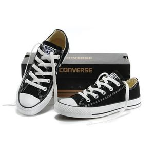 83936436fc9 Noir homme Converse All Star Chunk Taylor OX basses Classic Basket ...