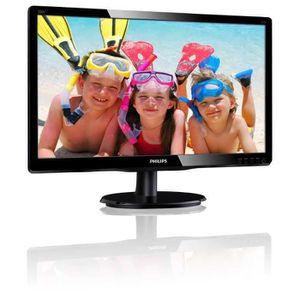 ECRAN ORDINATEUR Philips Moniteur LCD avec rétroéclairage LED 200V4
