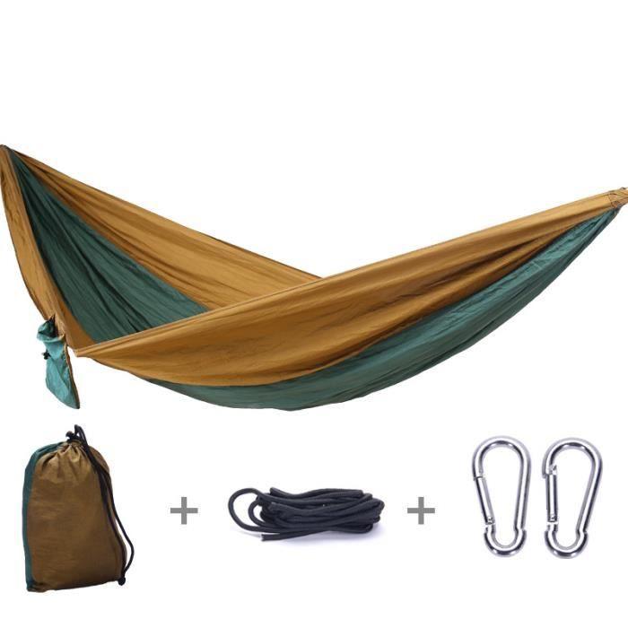 Matière Jardin Pour Camping En Hamac De Nylon Parachute Ou Weidh92 Toile OiwZkXTPu