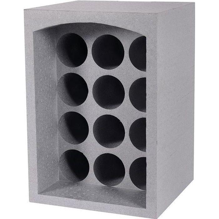 support bouteille vin polystyrene. Black Bedroom Furniture Sets. Home Design Ideas