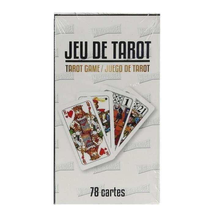 CARTES DE JEU JEU DE TAROT X78 CARTES