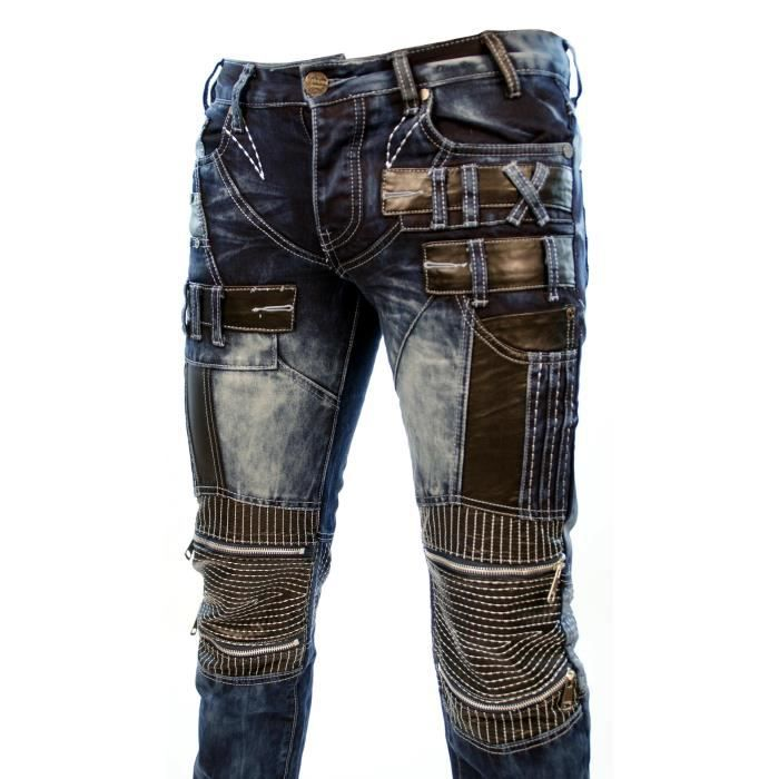 Jeans Highness Homme Achat Vente Jeans Highness Homme Pas Cher Cdiscount