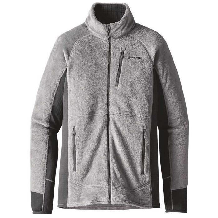 f2ee81568e0 Vêtements homme Vestes polaires Patagonia R2 Gris Gris - Achat ...