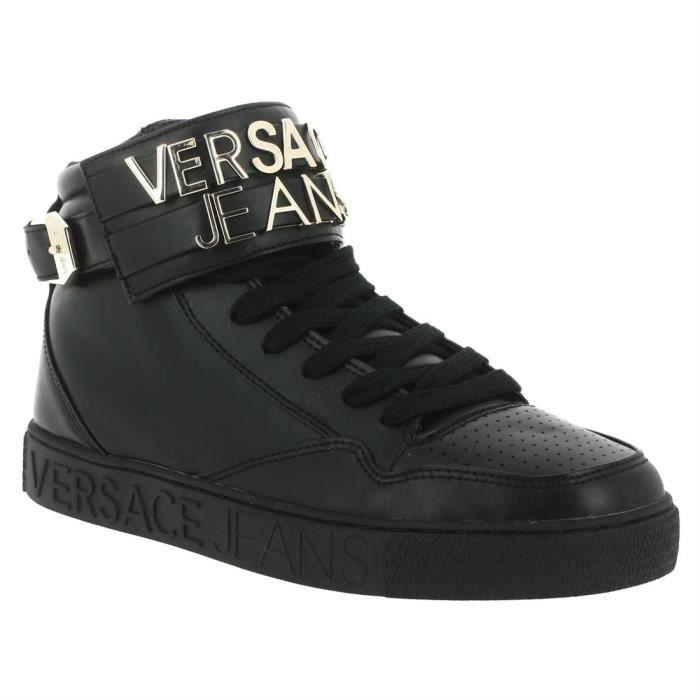 BASKET baskets mode linea cassetta homme versace jeans e0. Sneakers  montants tendance pour ... eaca72c42eb