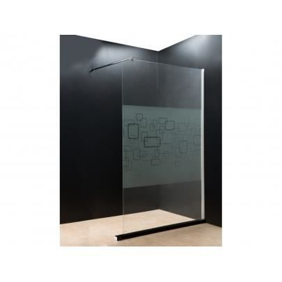 paroi de douche l 39 italienne paulina achat vente. Black Bedroom Furniture Sets. Home Design Ideas
