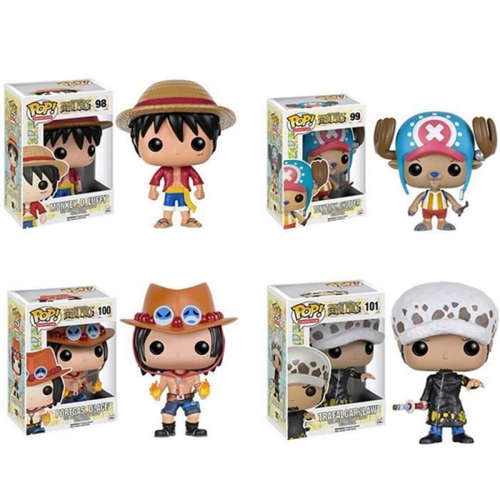 figurine pop one piece luffy