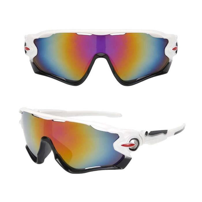 Napoulen®Mode Extérieur vélo lunettes de soleil polarisées populaire XXP71231398