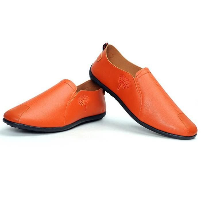 Robe d'affaires Mode Hommes Chaussures 2017 New Classic Hommes & # 39; S Slip affaires Costumes Chaussures de mode sur aVLVxw
