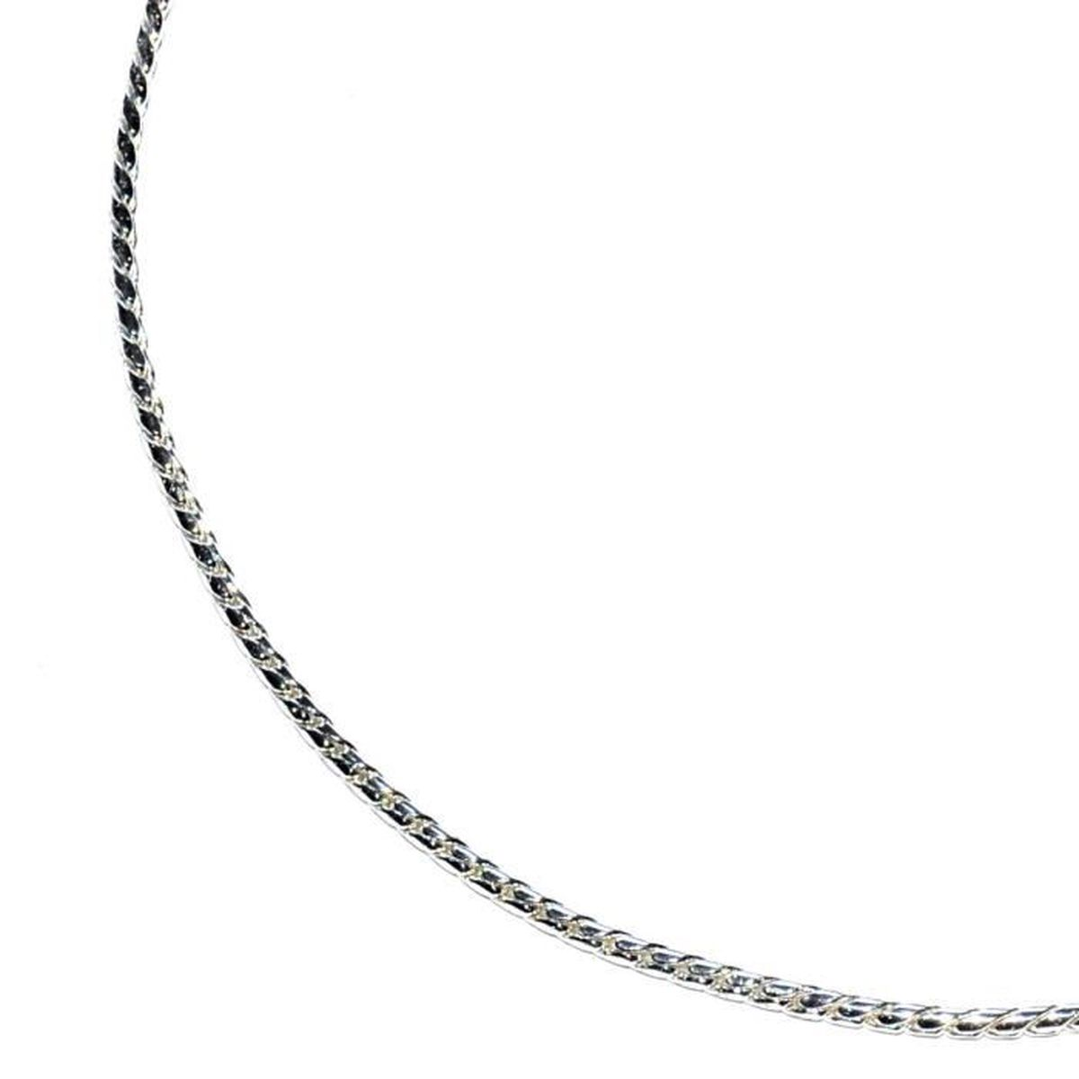 Collier argent maille corde - Achat   Vente pas cher 13caa4371ce4