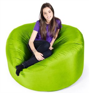 pouf vert achat vente pouf vert pas cher cdiscount. Black Bedroom Furniture Sets. Home Design Ideas