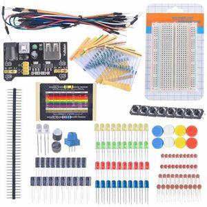 PC ASSEMBLÉ Ventilateurs électroniques Kit Breadboard cable Ré
