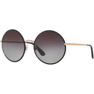 LUNETTES DE SOLEIL Dolce & Gabbana DG2155 12968G NOIR T:56