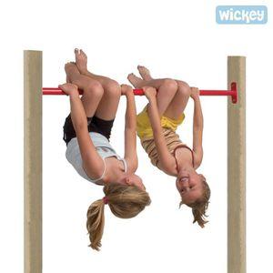 BALANÇOIRE - PORTIQUE Barre de gymnastique en métal 125cm.