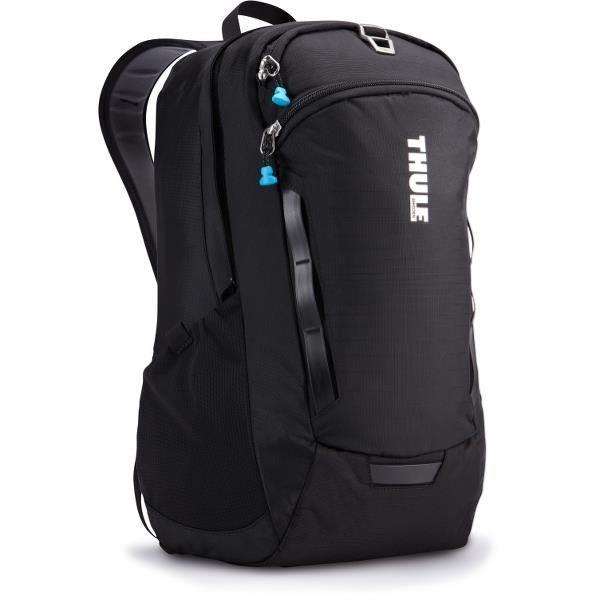 sac dos pour ordinateur portable noir noir noir achat vente sac dos informatique cdiscount. Black Bedroom Furniture Sets. Home Design Ideas