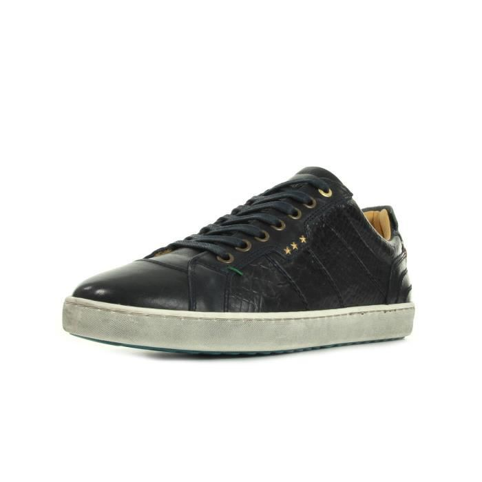 Baskets Pantofola d'Oro Canaverse Cocodrillo Dress Blue