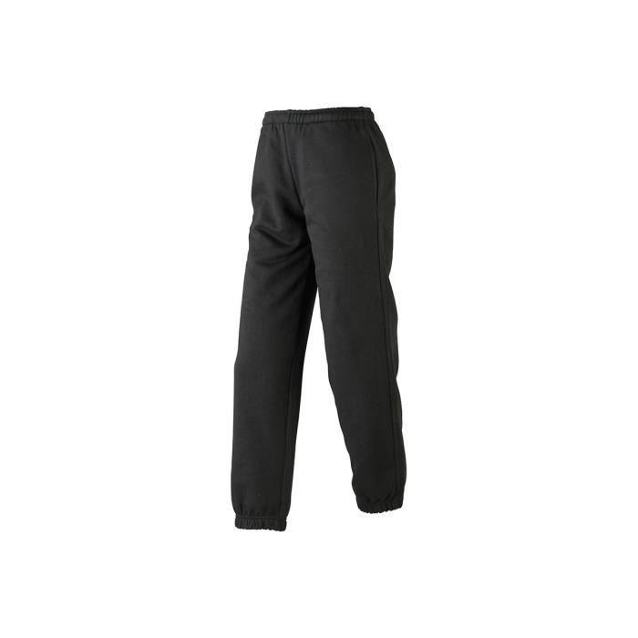 SURVÊTEMENT Pantalon jogging femme - NOIR e12d3c2629f