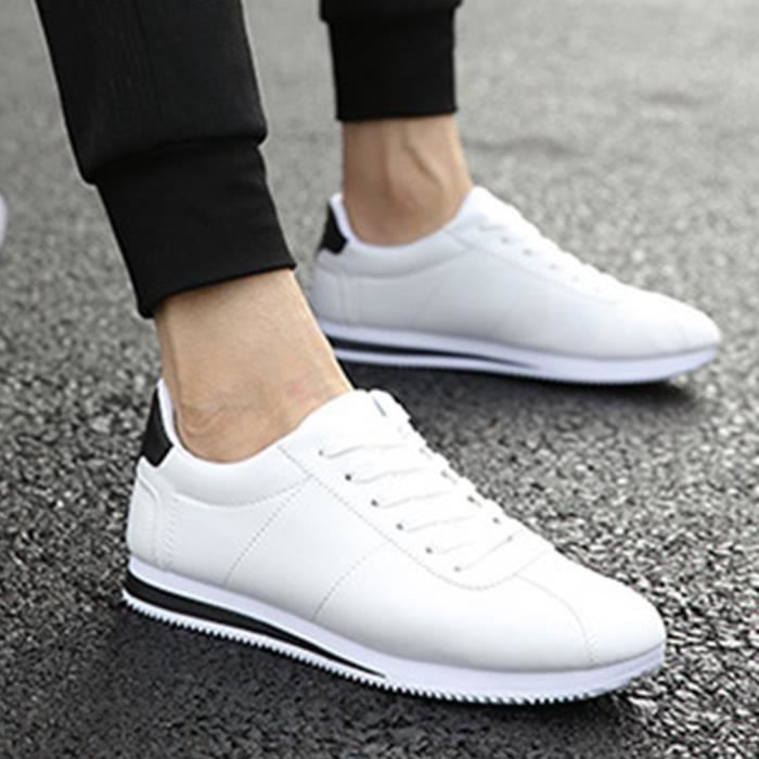 XZ861A6XZ861A6Nouveaux Sport Lace Baskets Up Sneakers Hommes Courir Chaussures n7nZx1
