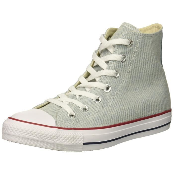 Star 2 All Chuck Trq0x High Women's Taylor Sneaker 1 Taille Top 40 Converse Denim 6qIyp1Ryc