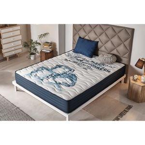 matelas 120x190 achat vente matelas 120x190 pas cher cdiscount. Black Bedroom Furniture Sets. Home Design Ideas