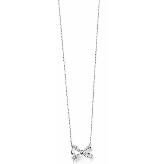 Elements - N3606c - Collier Femme - Argent 925-1000 2.25 Gr - Oxyde De Zirconium Z8P0R