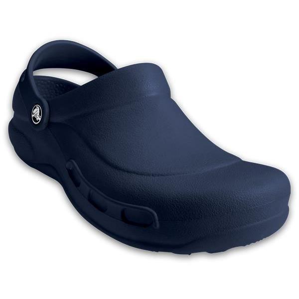 Crocs Specialist Médecins Professionnels Sabots Chaussures en Bleu Marin 10073 410 [M8 - W9]