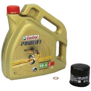 HUILE MOTEUR Castrol 4055029029224 Numéro 1 Changement d'huile
