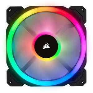 VENTILATION  CORSAIR Ventilateur LL140  RGB - Diamètre 140mm -