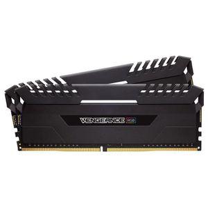MÉMOIRE RAM CORSAIR Mémoire PC VENGEANCE RGB 32Go (2x16Go) DDR