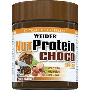 PROTÉINE WEIDER Pack de Nut Protein Choco Noisette 250g