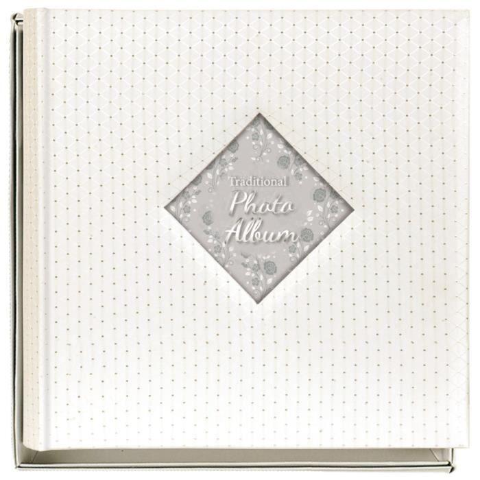 LUXURY SILK Album photo - Traditionnel - en coffret - 100 pages - 31x31 cmALBUM - ALBUM PHOTO