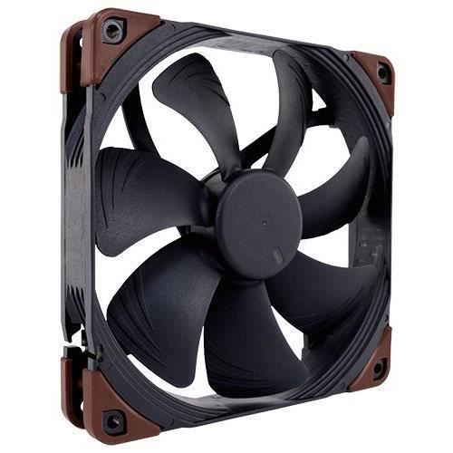 NOCTUA Ventilateur pour boitier PC NF-A14 iPPC-2000 IP67 - PWM de 140mm/2000rpm