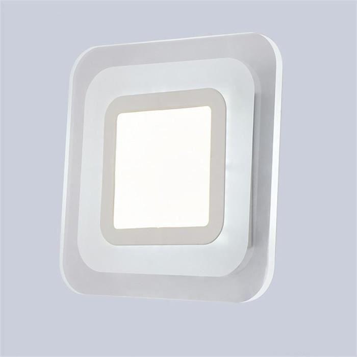 Led Lampe Murale Dintérieur 85 265v Corridor Chambre Acrylique