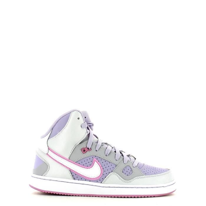 Nike Son of Force Mid Gs Vhaussures de Sport Fe...