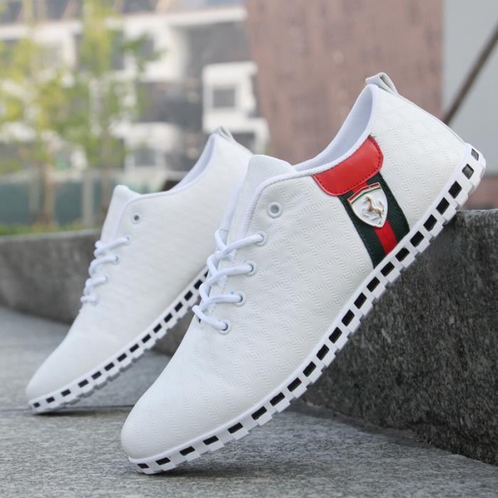 Noir basket Homme Blanc Chaussures Baskets EqXTIwx