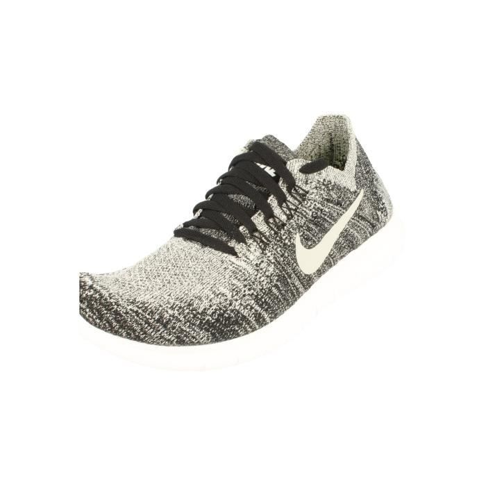 Nike Free RN Flyknit 2017 GS Running Trainers 881973 Sneakers Chaussures 007